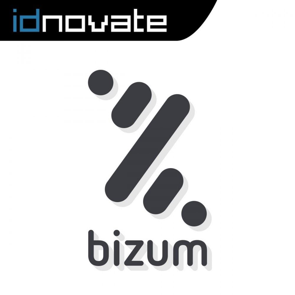 module - Pago con Tarjeta o Carteras digitales - Bizum - Pago con el móvil - 1