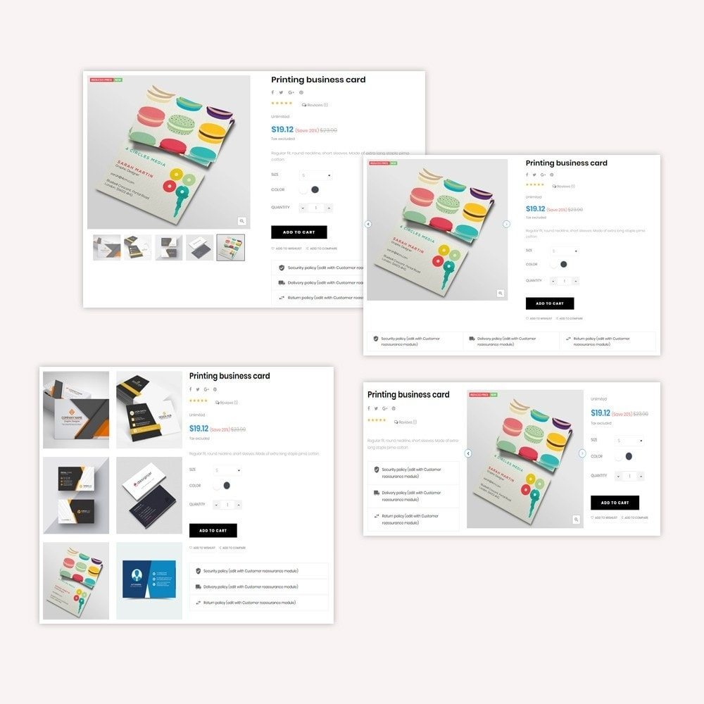 theme - Cadeaus, Bloemen & Gelegenheden - ecoPrint Shop - 7