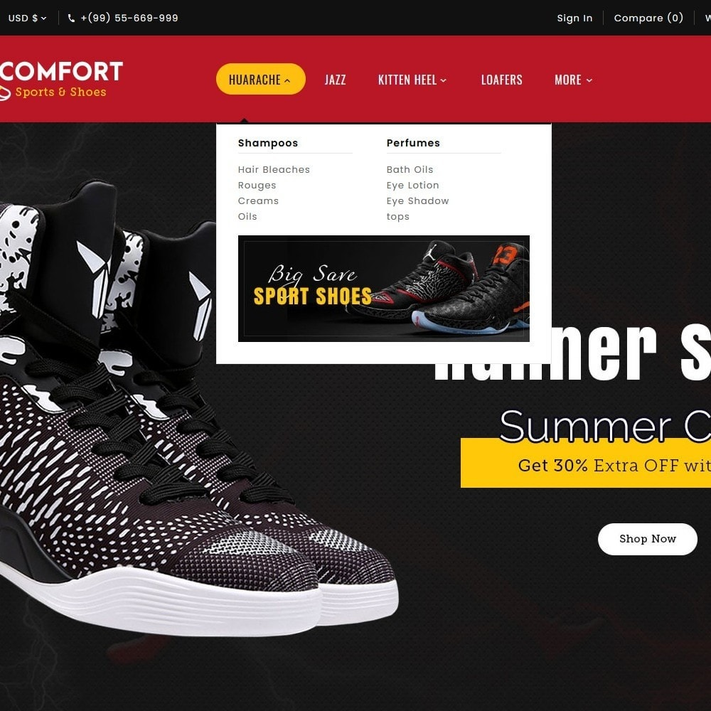 theme - Mode & Schuhe - Comfort - Sports & Shoes - 9