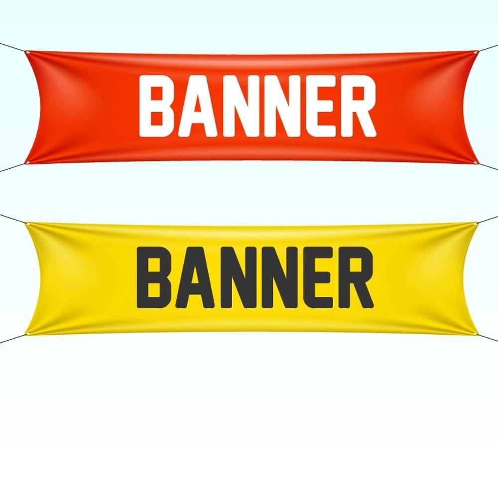 module - Блоки, вкладки и Баннеры - Кастом / настраиваемые баннеры - 1