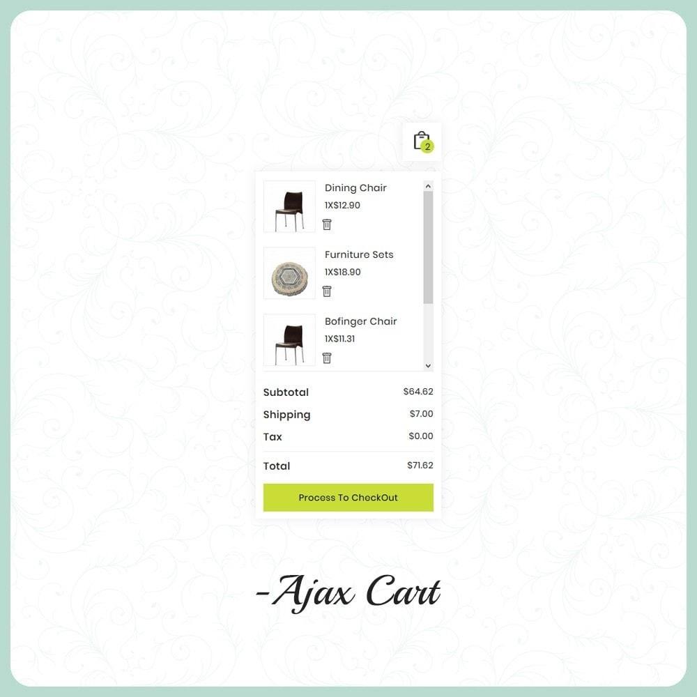 theme - Casa & Giardino - Wood Lesro - Mobilia Store - 7