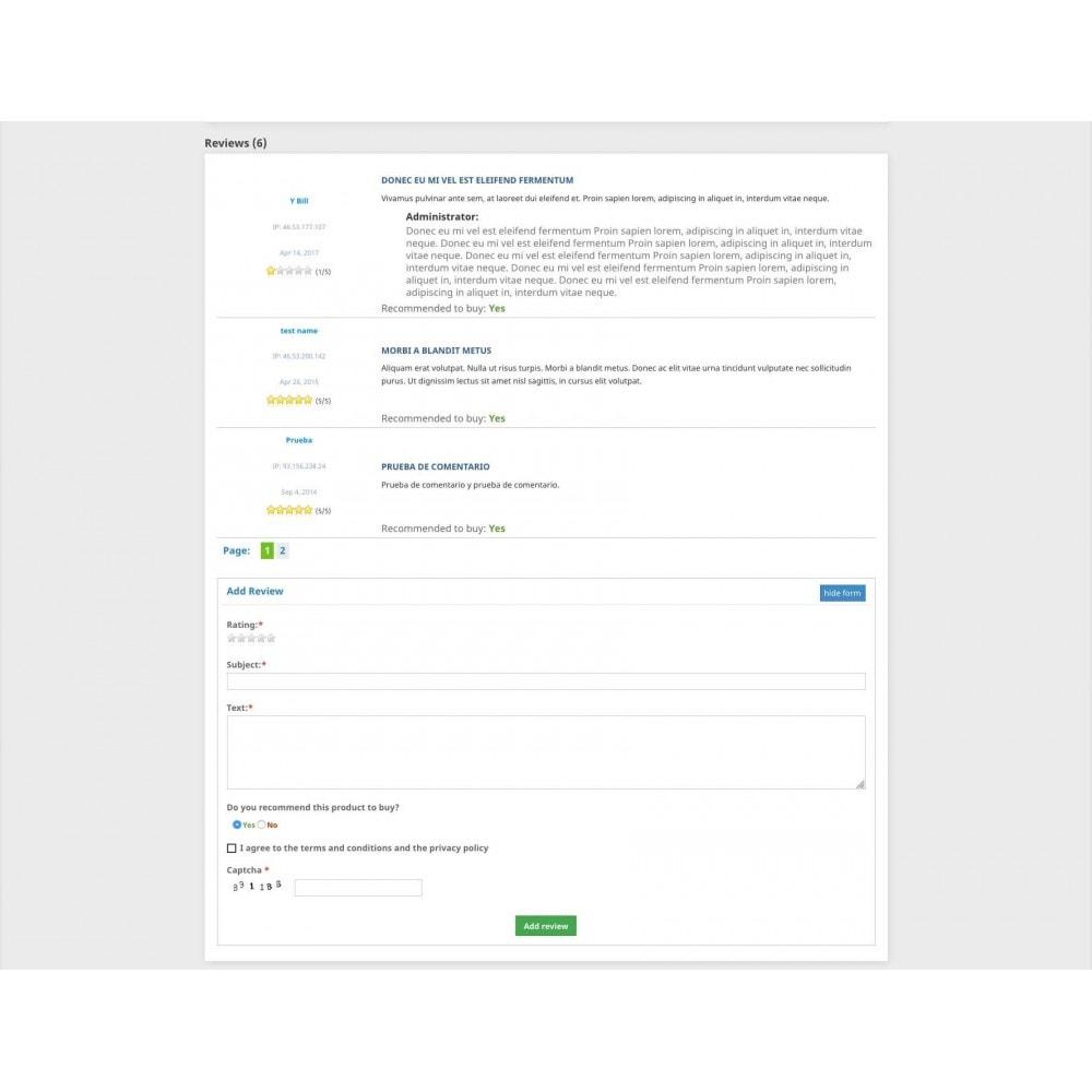module - Gestion de contenu - Content management - 2