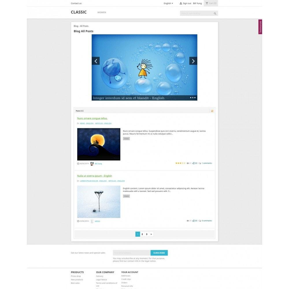 module - Gestion de contenu - Content management - 12
