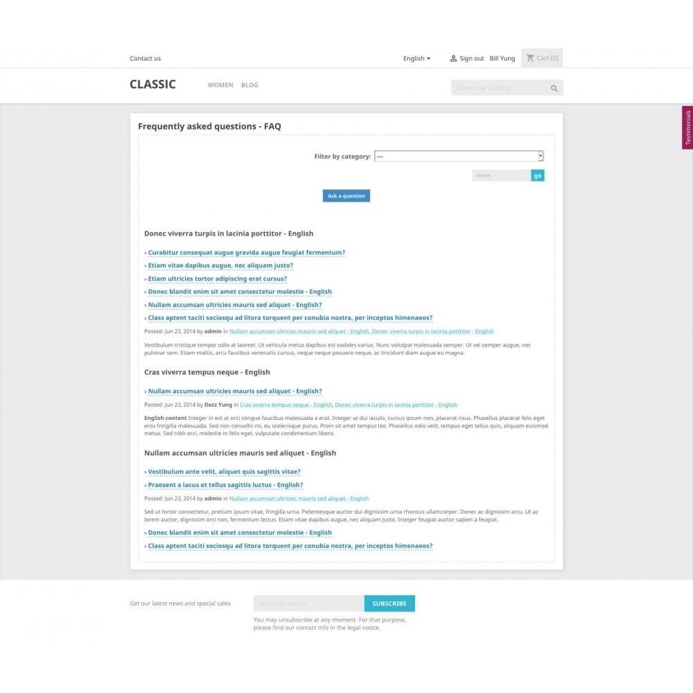module - Gestion de contenu - Content management - 23