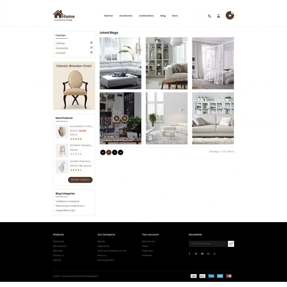 theme - Huis & Buitenleven - Home - Furniture store - 9