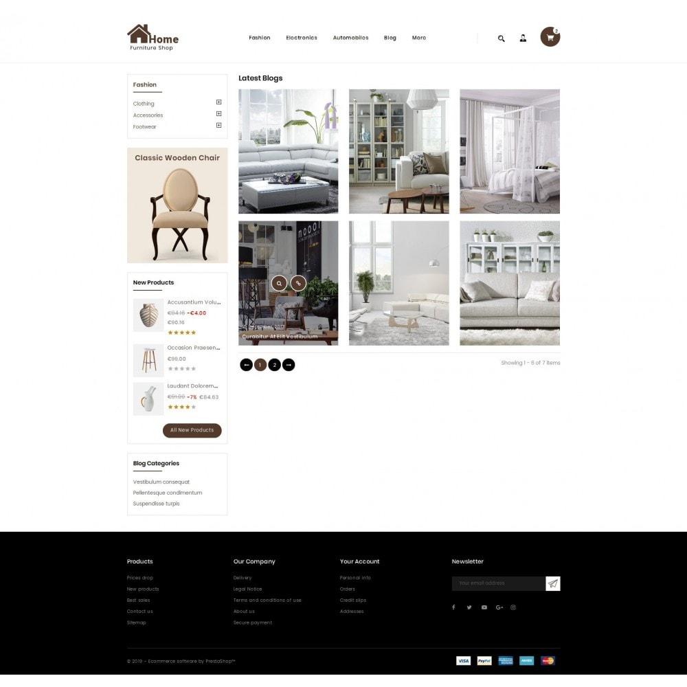 theme - Maison & Jardin - Home - Furniture store - 9