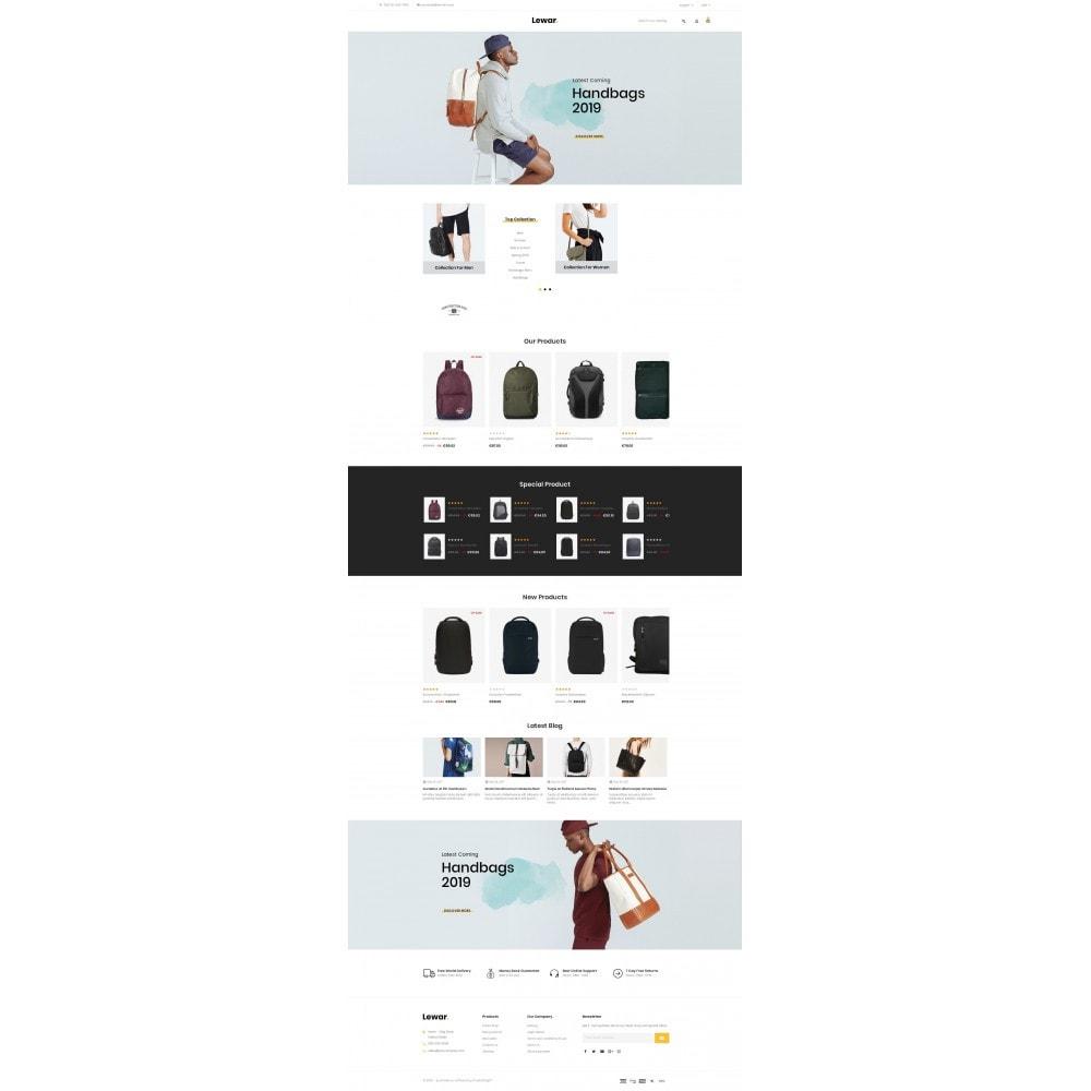 theme - Мода и обувь - Lewar Bag Store - 2