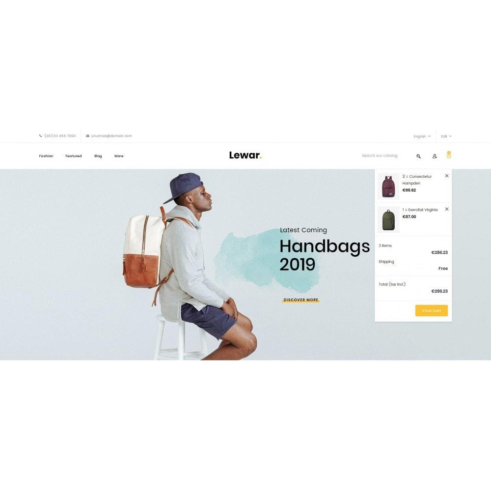 theme - Мода и обувь - Lewar Bag Store - 8