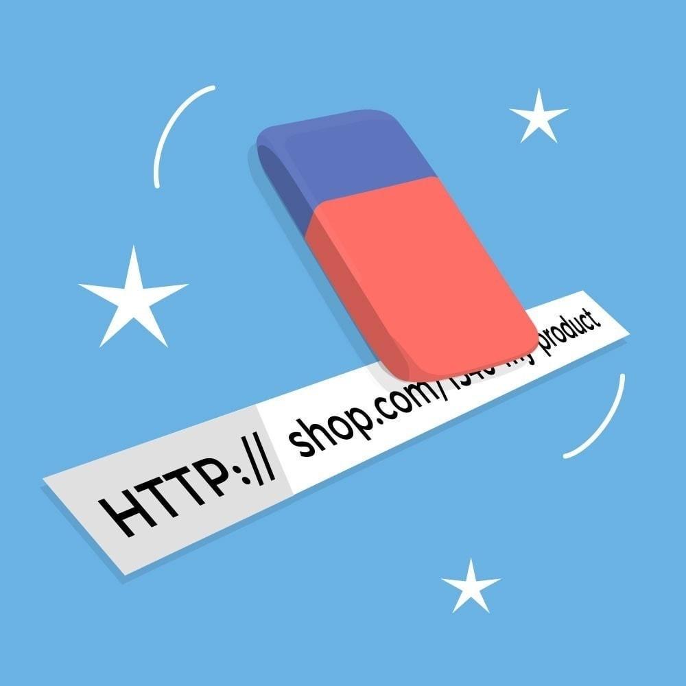 module - SEO (Posicionamiento en buscadores) - Limpiador de URL - SEO Performance - 1