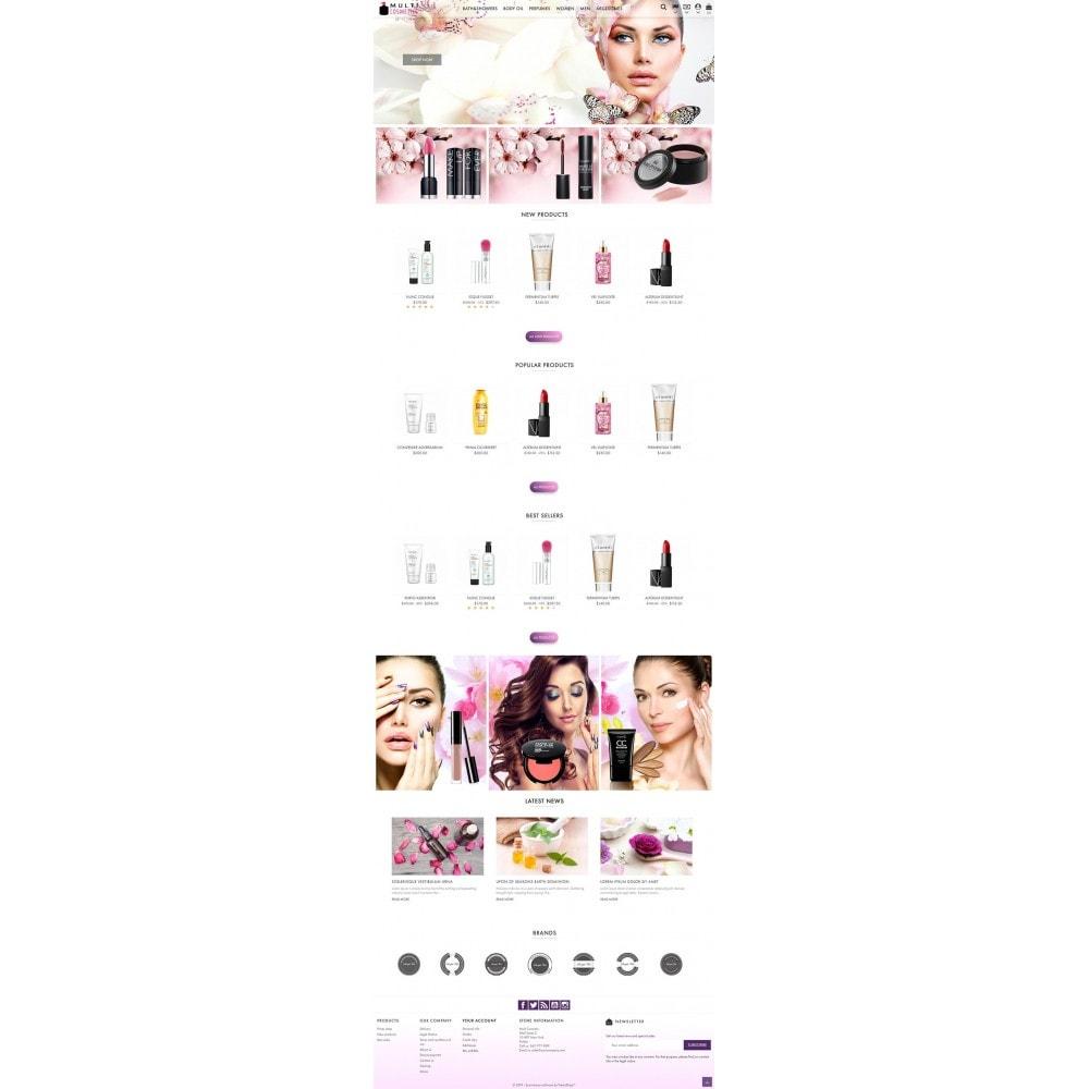 theme - Health & Beauty - Multi Cosmetics - 2