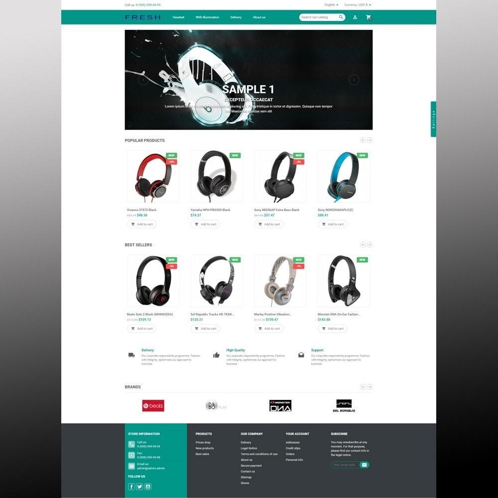 theme - Elektronik & High Tech - Fast Fresh electronics store - 16