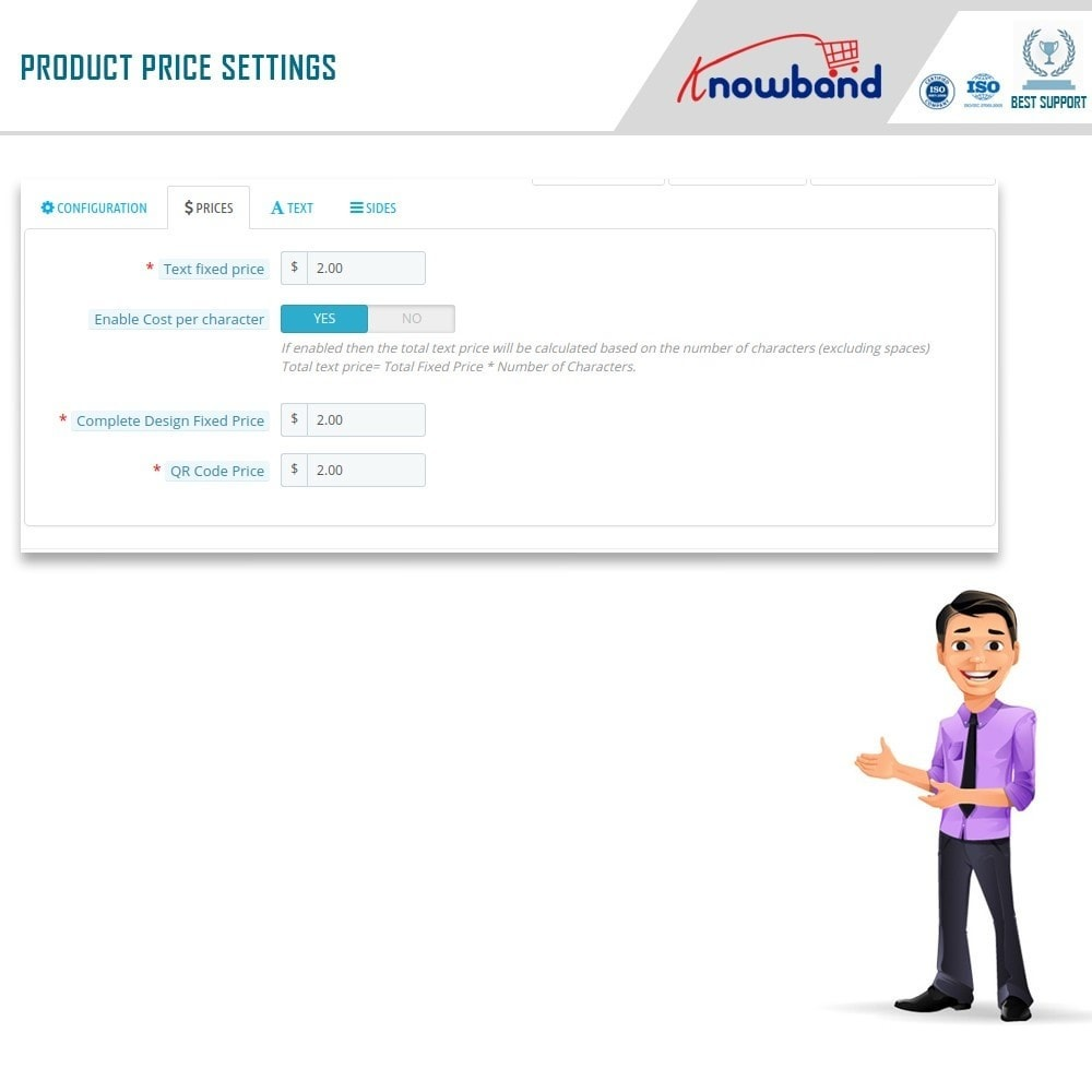 module - Combinations & Product Customization - Product Customizer/Designer - 13