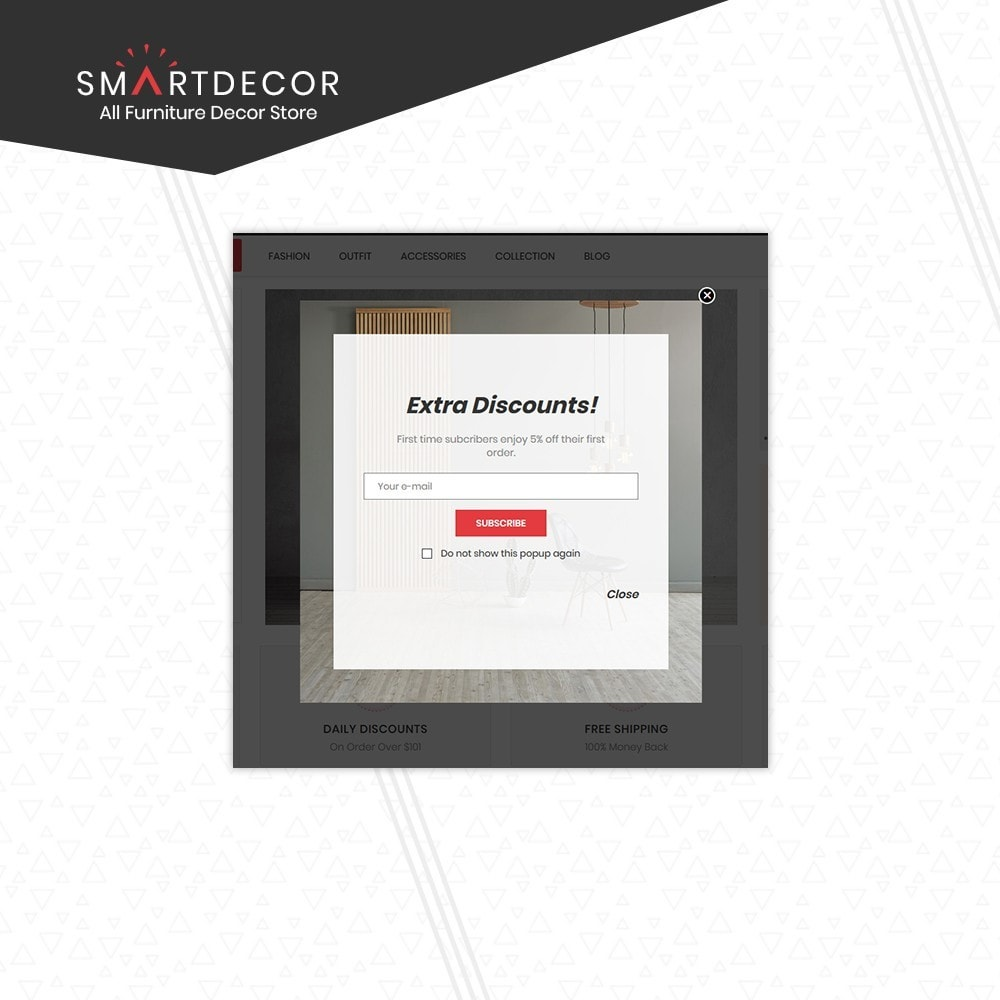 theme - Home & Garden - Smart Decor Store - 8