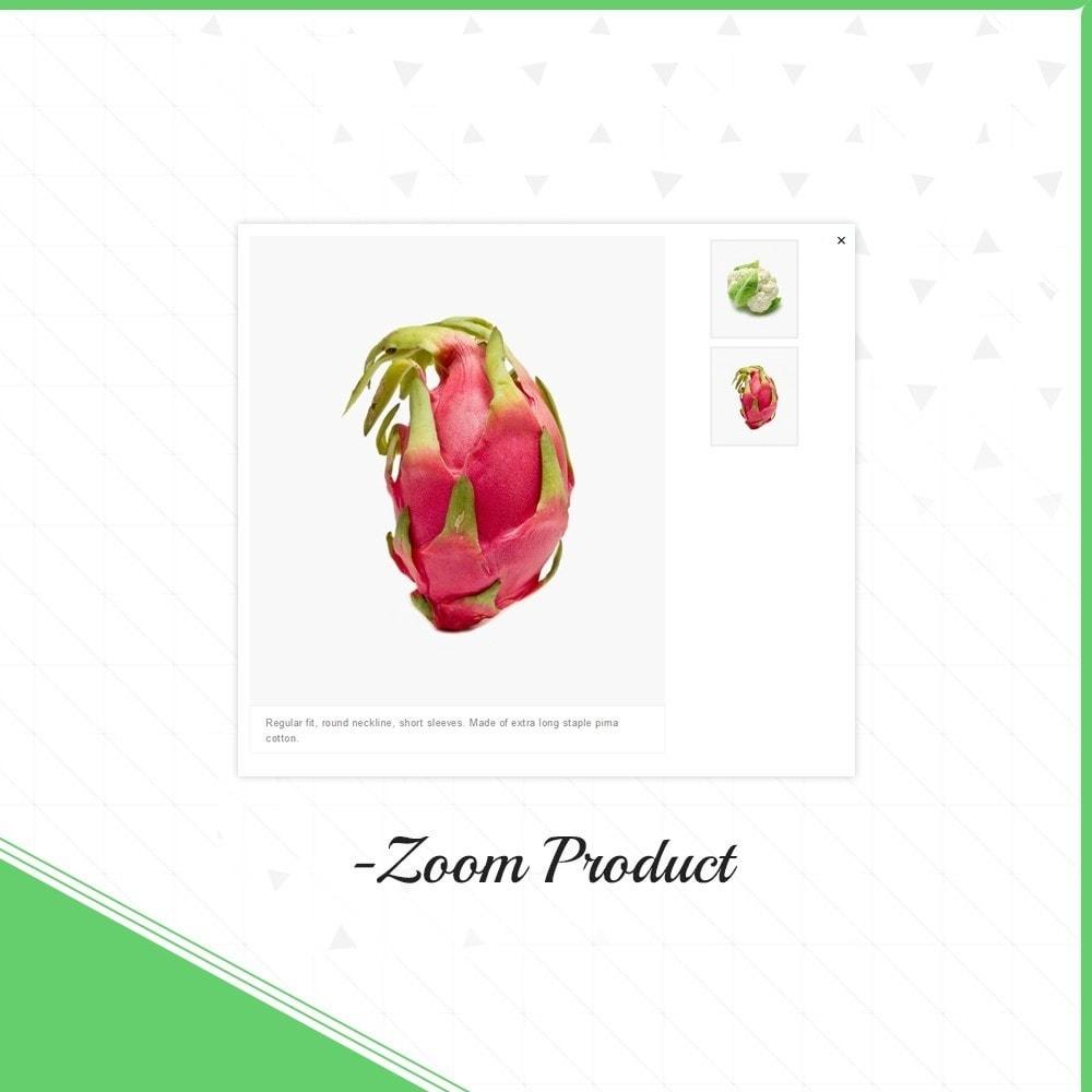 theme - Health & Beauty - Épicerie Globexo -Grocery Store - 6