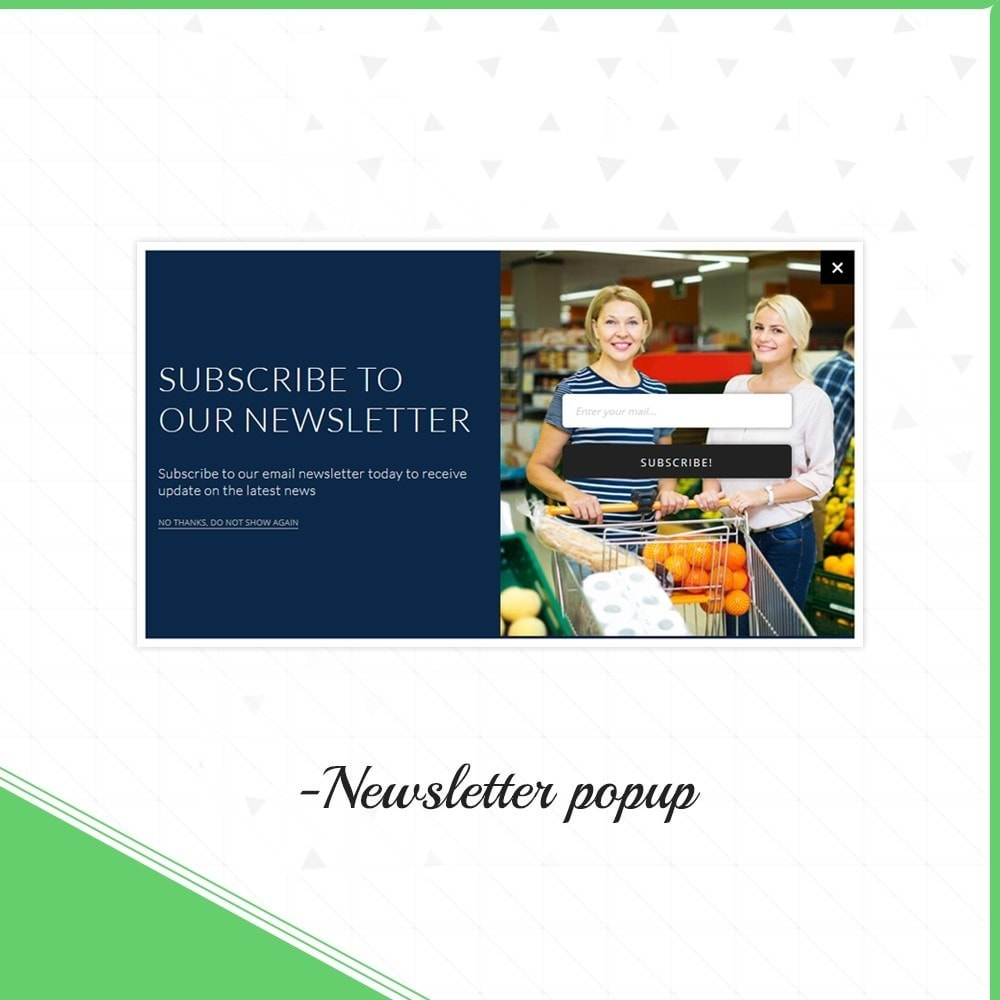 theme - Health & Beauty - Épicerie Globexo -Grocery Store - 10