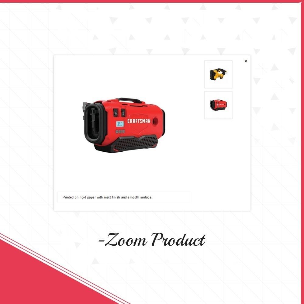 theme - Samochody - Master tools - Equipment Store - 6