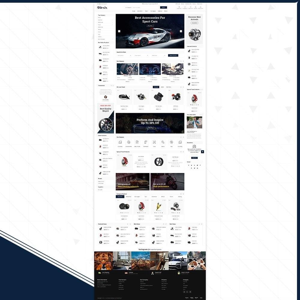 theme - Autos & Motorräder - Jexix  AutoPart - Auto Part Shop - 2