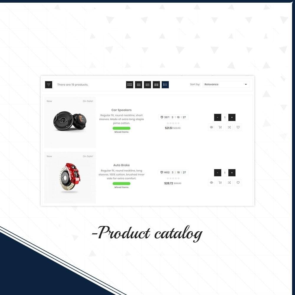 theme - Autos & Motorräder - Jexix  AutoPart - Auto Part Shop - 11