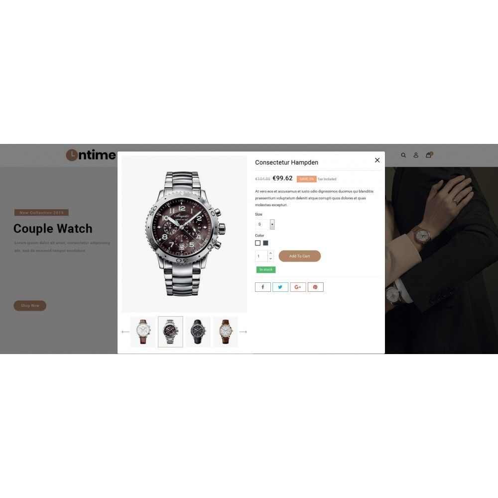 theme - Jewelry & Accessories - OnTime - Online Watch Store - 7