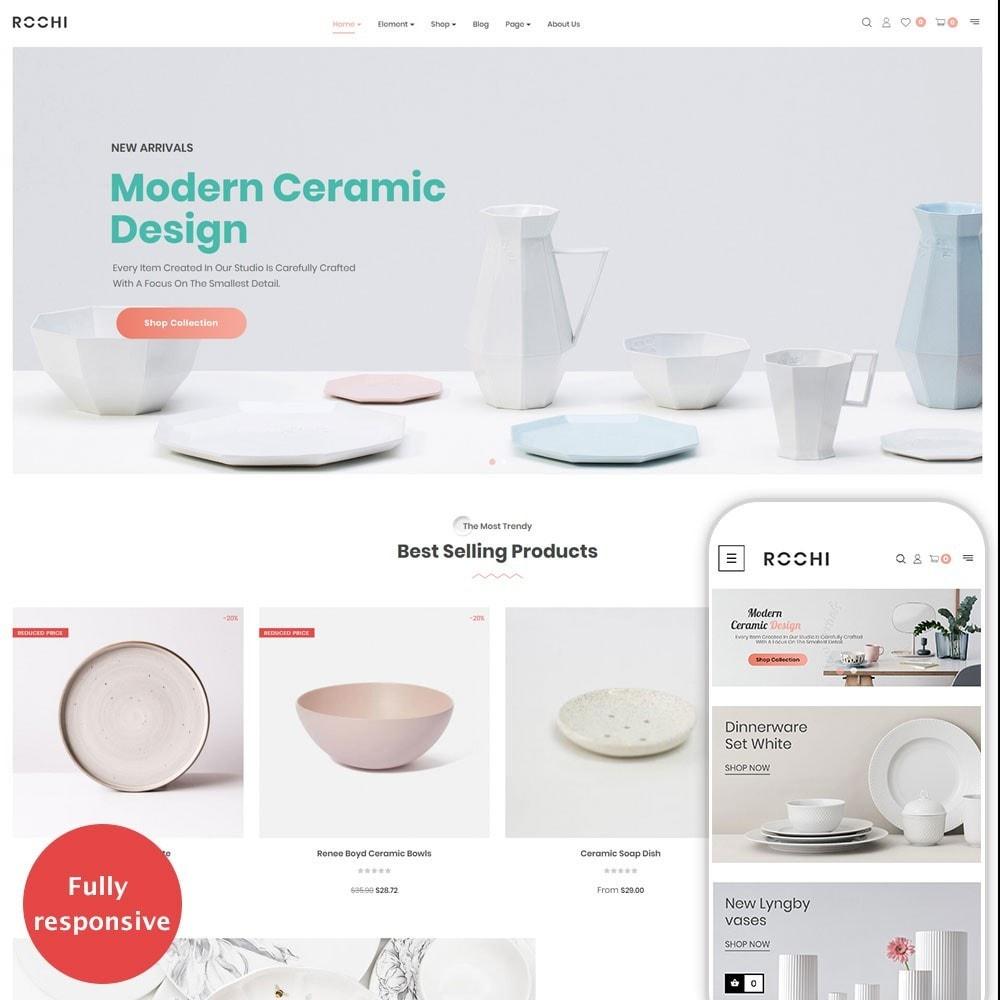 theme - Hogar y Jardín - Leo Rochi Ceramics Store - 2