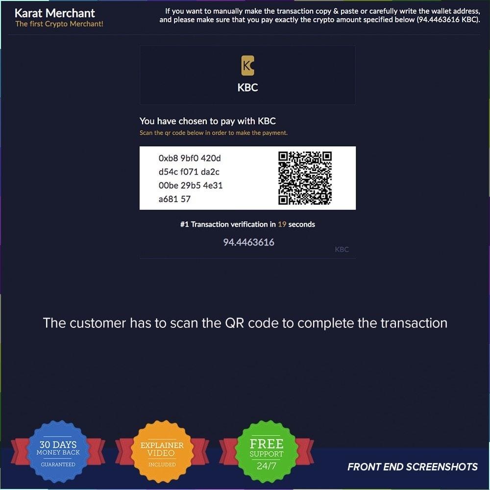 module - Altri Metodi di Pagamento - Sistema di pagamento K-Merchant - 4