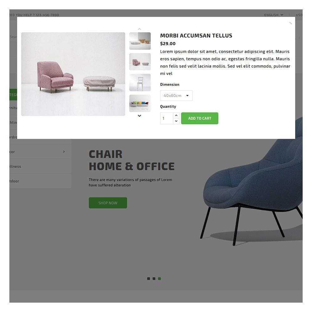 theme - Home & Garden - HomeStyle Furniture Shop - 9