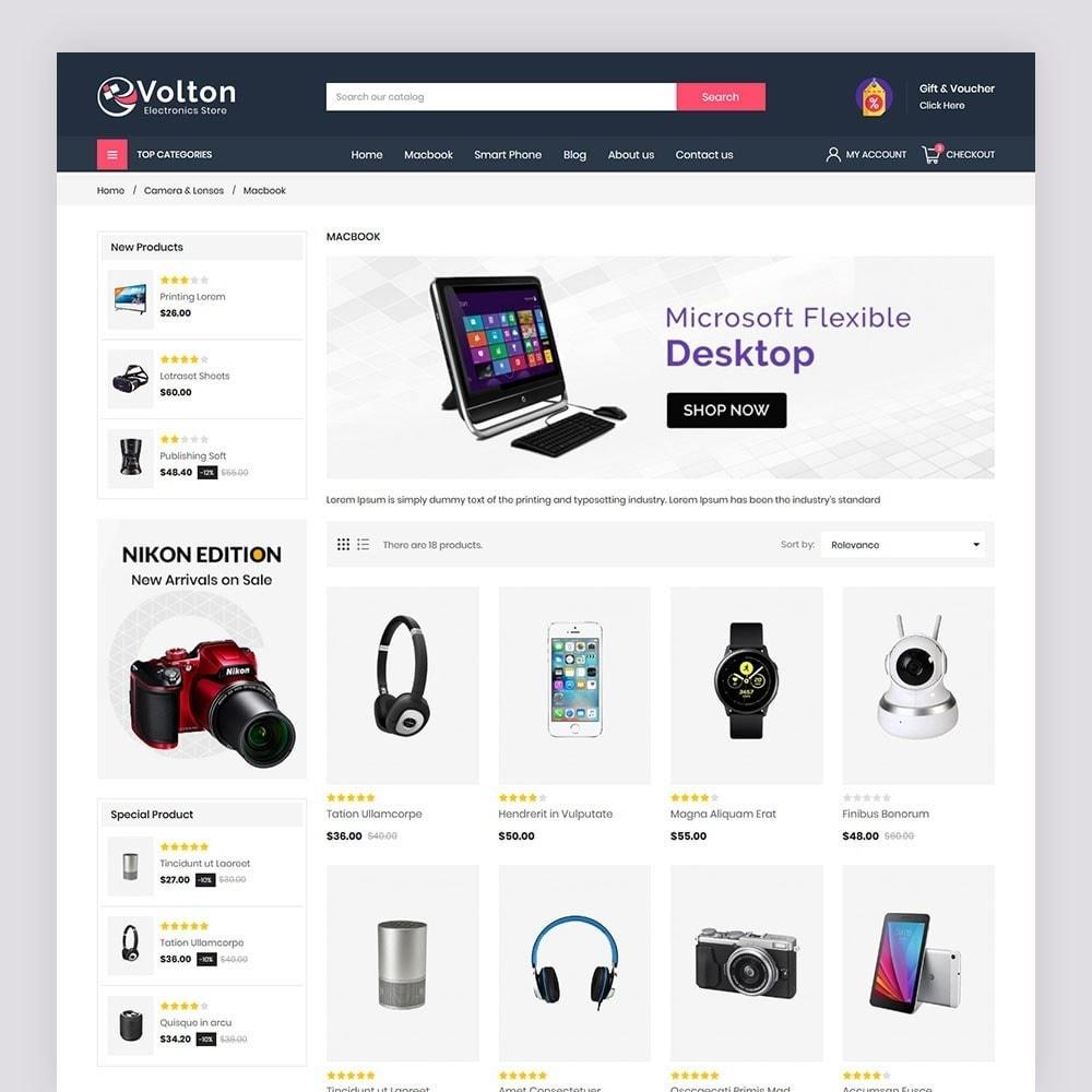 theme - Electronics & Computers - Volton Electronics Store - 5
