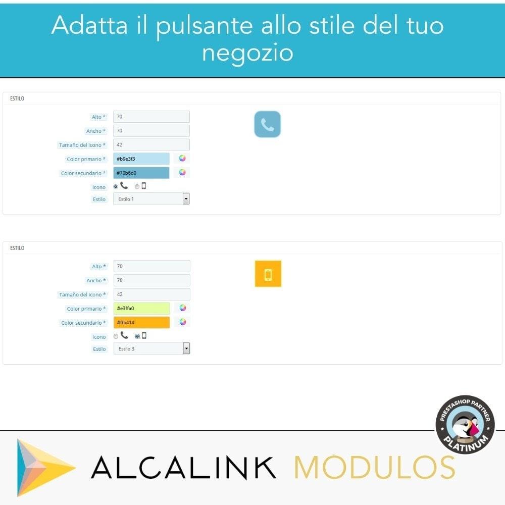 module - Dispositivi mobili - Pulsante di Chiamata (versione mobile) - 4