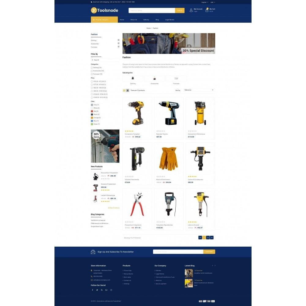 theme - Carros & Motos - Tools kit Store - 2