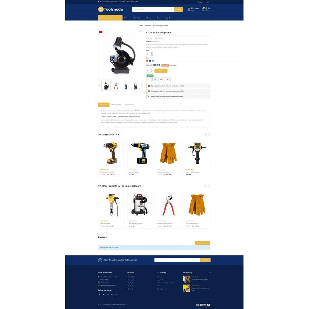 theme - Carros & Motos - Tools kit Store - 4