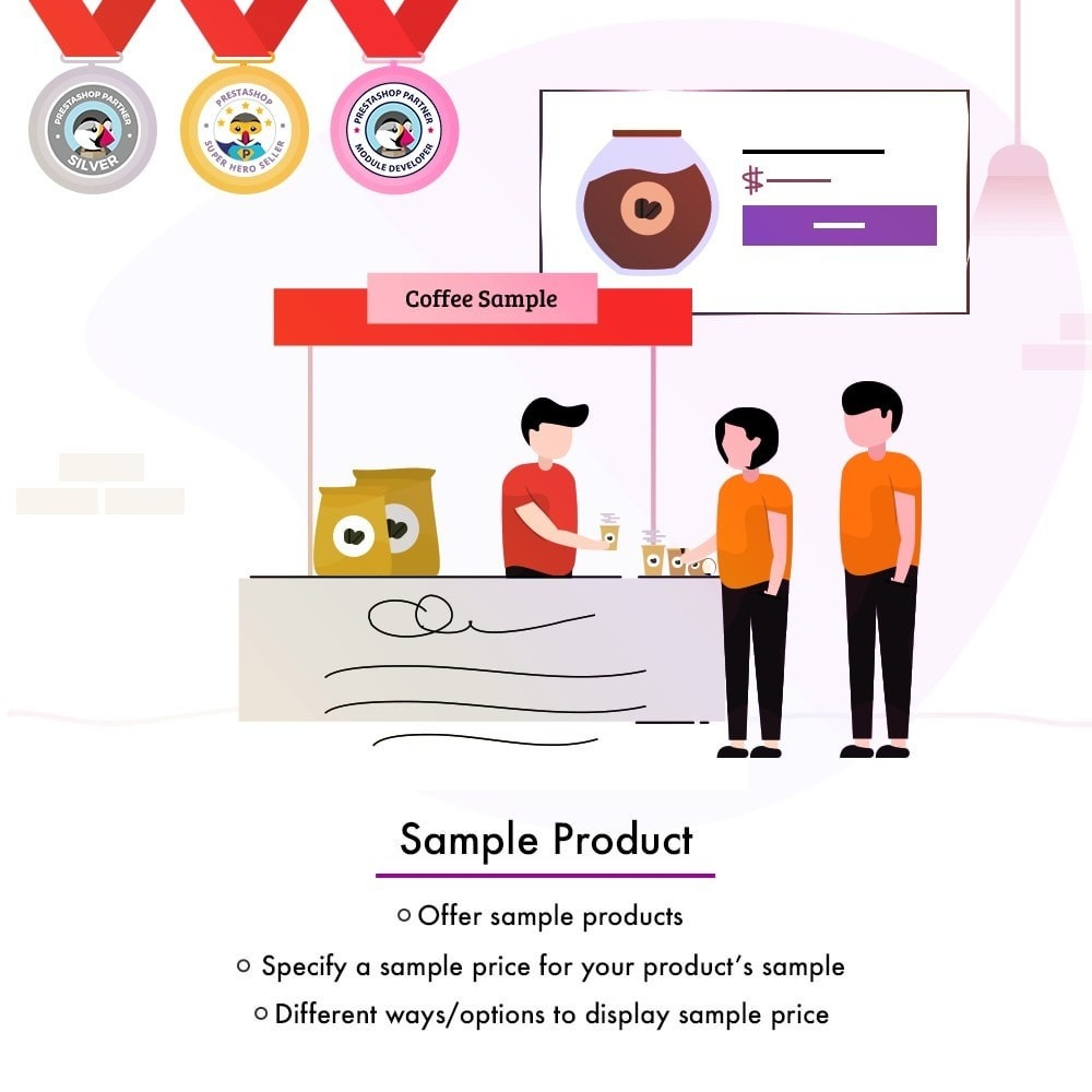 module - Additional Information & Product Tab - Sample Product | Try Before Purchase - 1