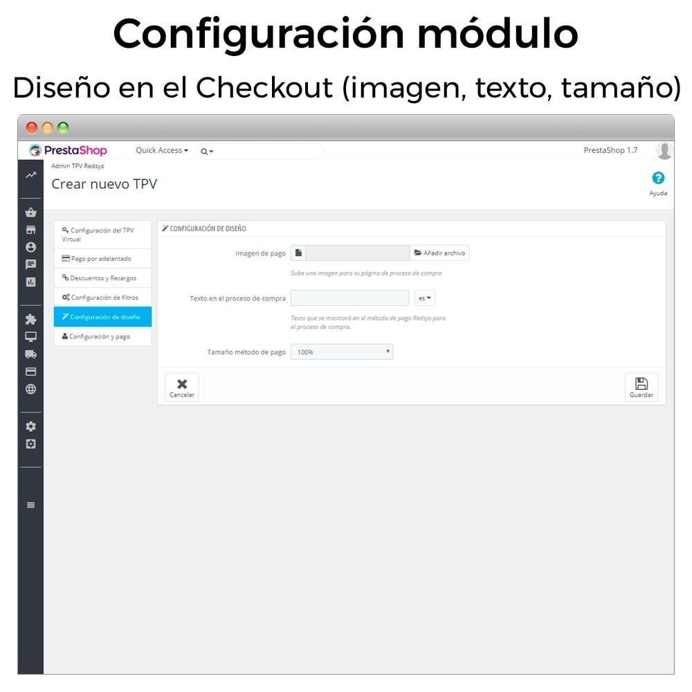 module - Pago con Tarjeta o Carteras digitales - BBVA TPV Virtual Redsys (Devoluciones y Pago un Click) - 9