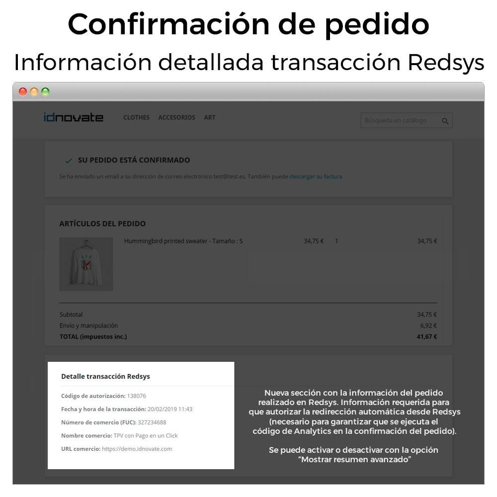 module - Pago con Tarjeta o Carteras digitales - BBVA TPV Virtual Redsys (Devoluciones y Pago un Click) - 11