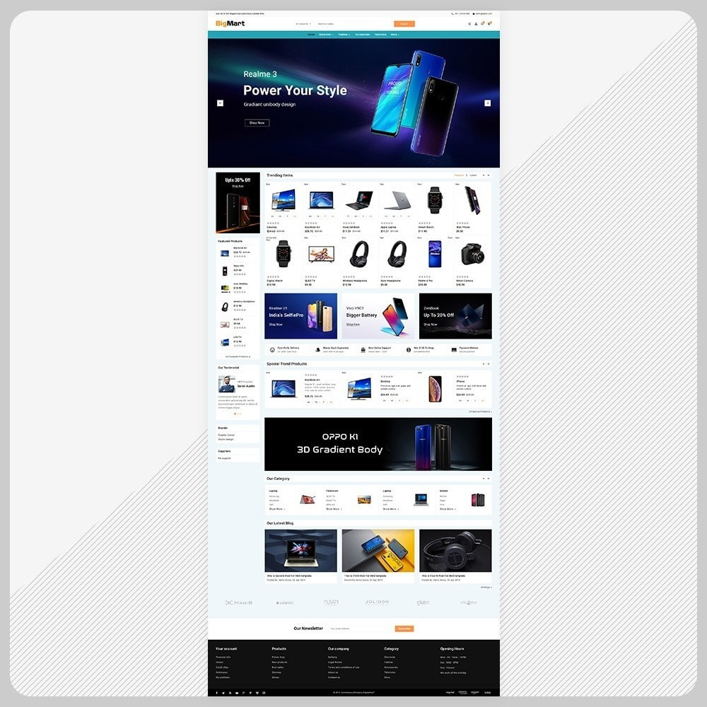 theme - Electronique & High Tech - Bigmart– Electronic Store - 2