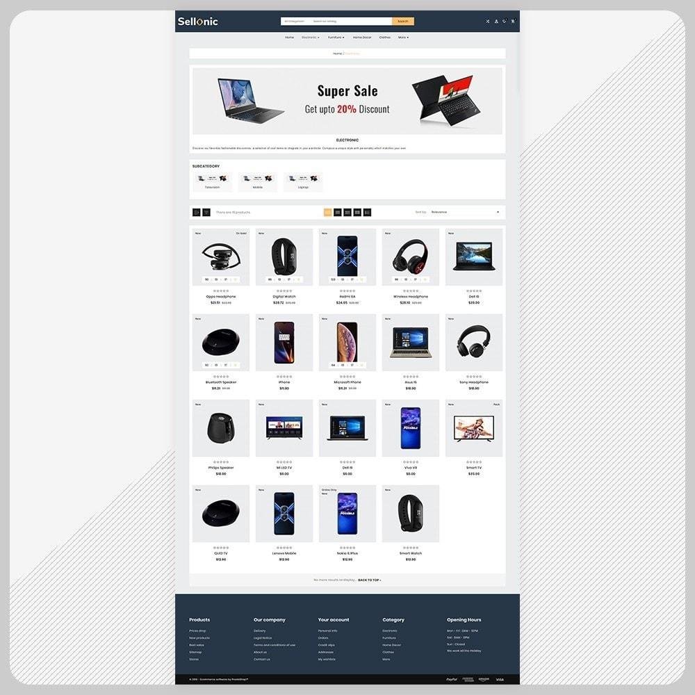 theme - Electronics & Computers - Sellonic– Electronic Mega Mall - 3