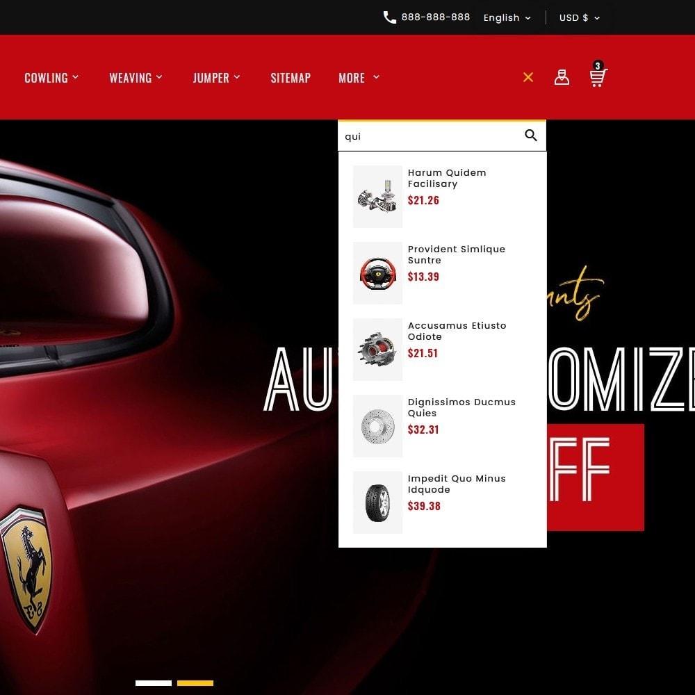 theme - Automotive & Cars - Auto Crafts & Parts - 10
