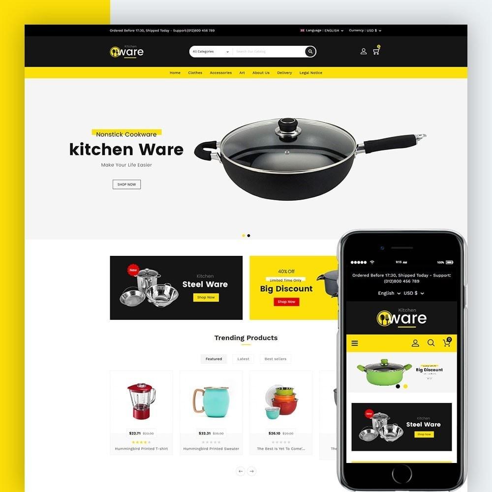theme - Dom & Ogród - Kitchenware Online Store - 1