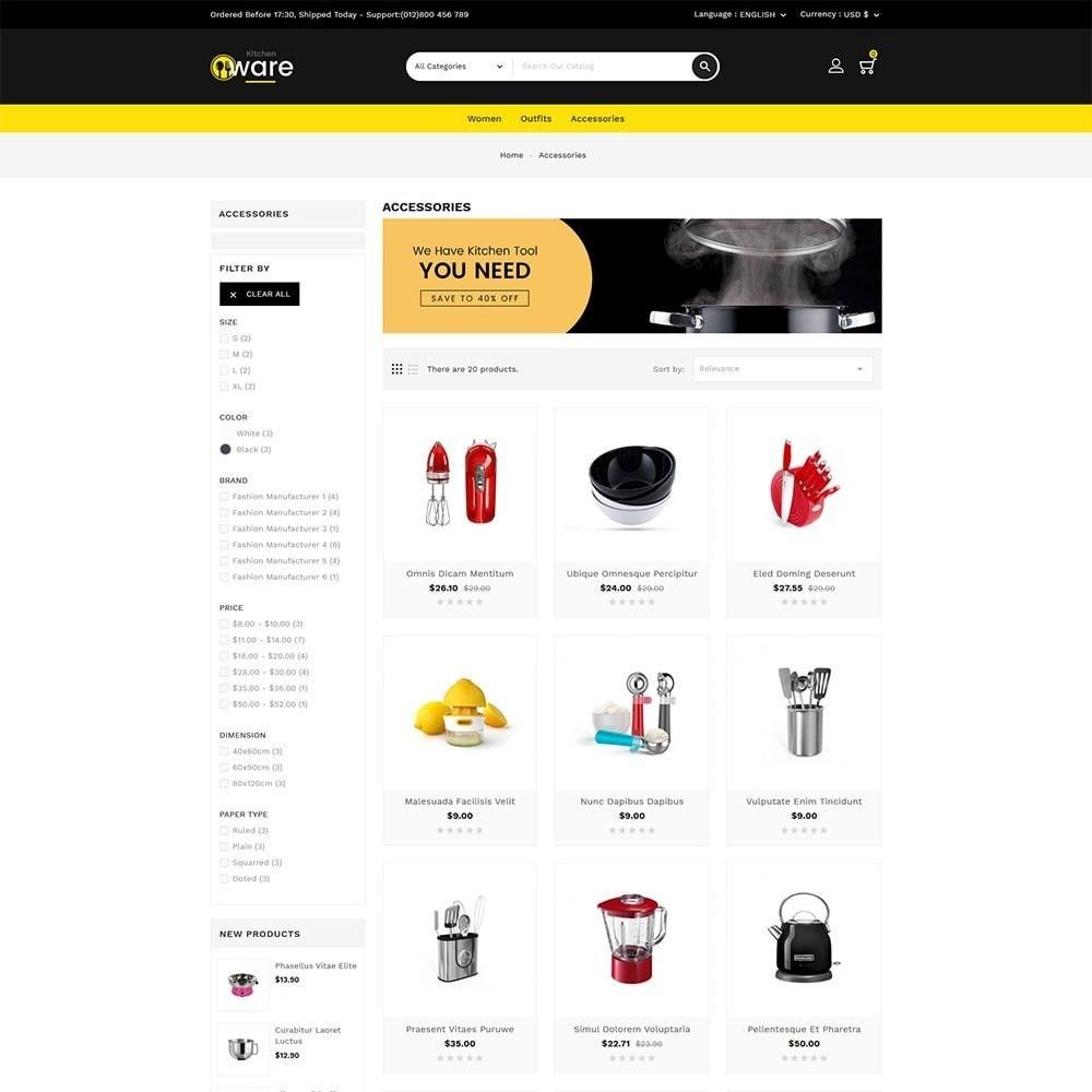 theme - Heim & Garten - Kitchenware Online Store - 5