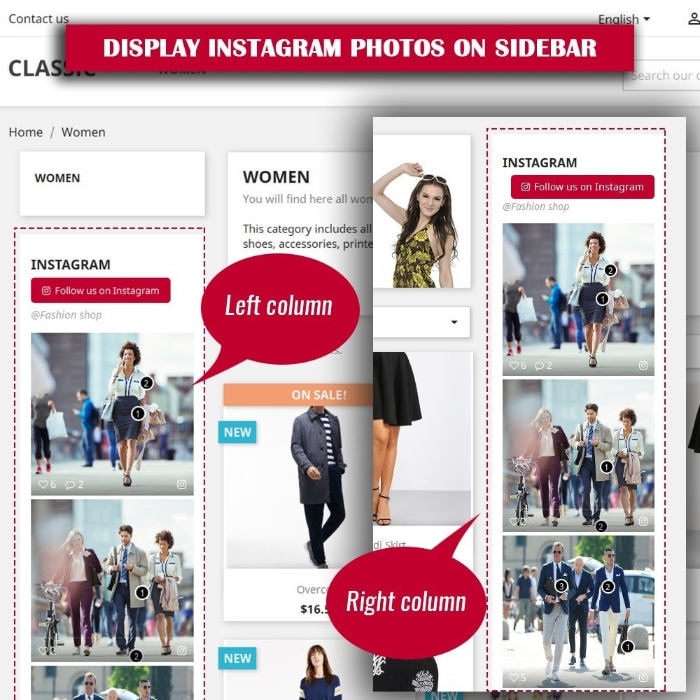 module - Gallerijen & Sliders - INS Shopping Slider - 10