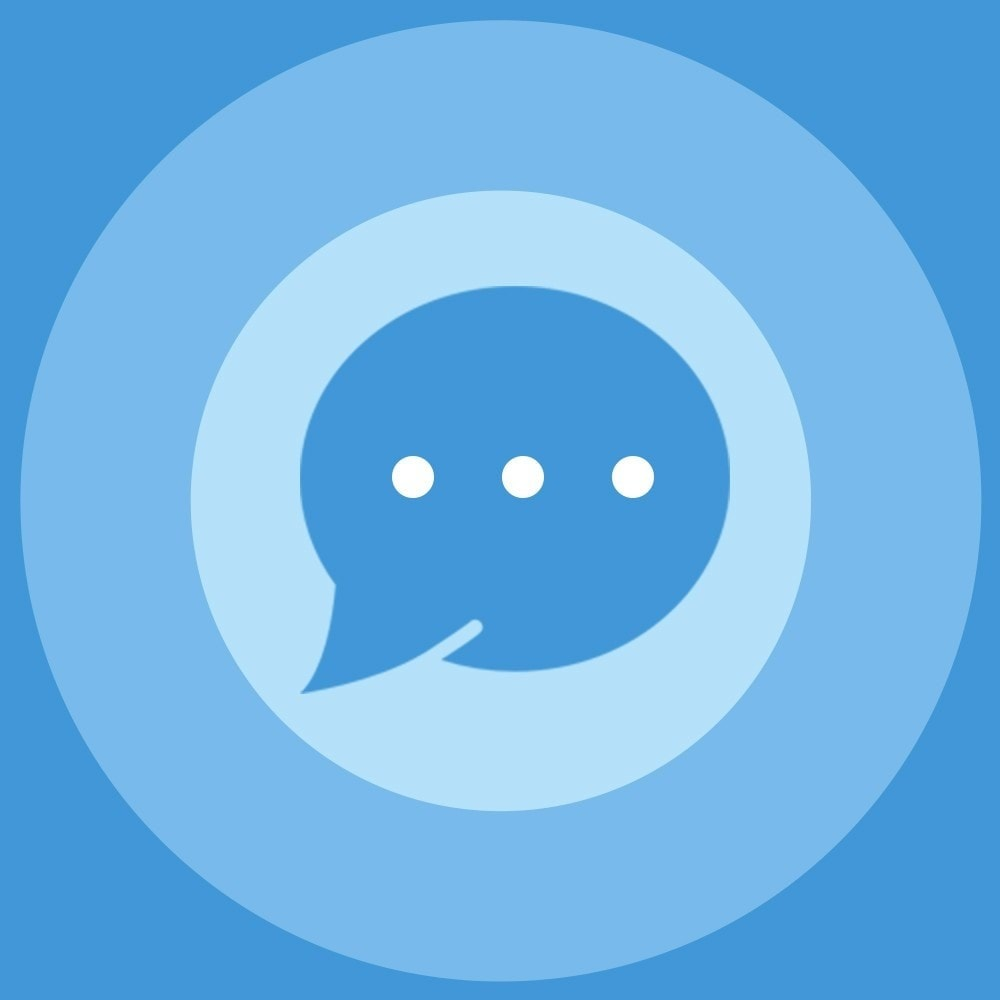 module - Suporte & Chat on-line - Social Messenger, Live Chat Support - 1
