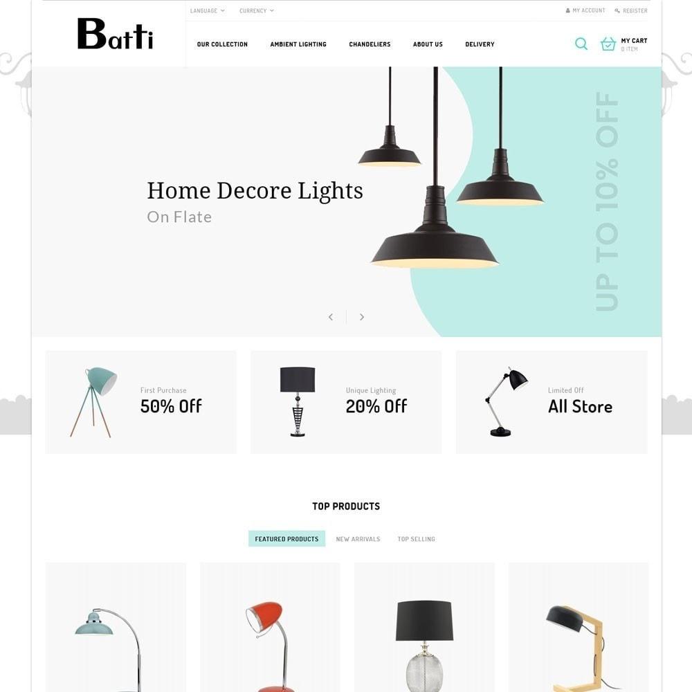 theme - Maison & Jardin - Batti - Le magasin de luminaires - 4