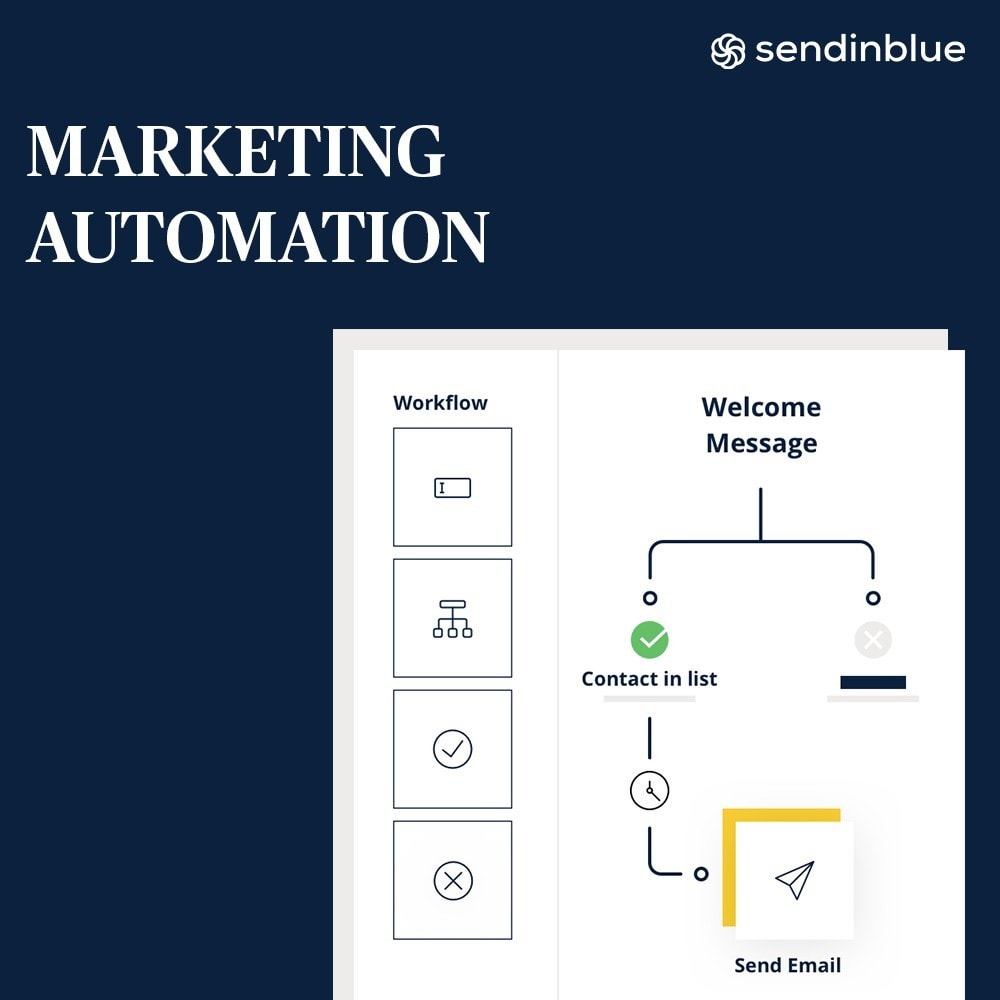 module - Promos & Marketing - Sendinblue - Email Marketing & plus ! - 5
