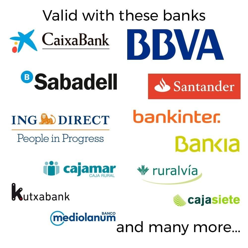 module - Paiement par Carte ou Wallet - Bizum - Mobile payment (with fees and discounts) - 6