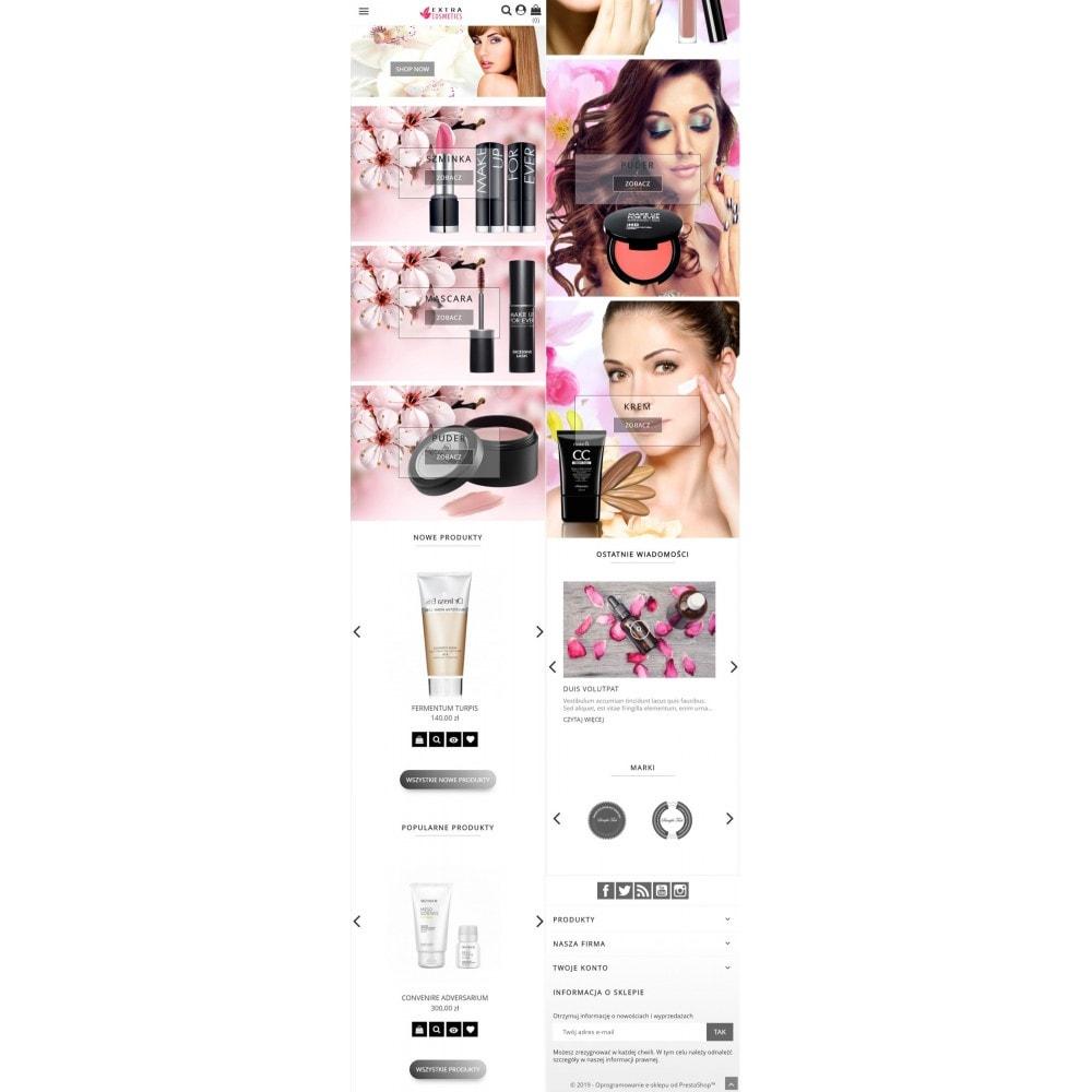 theme - Здоровье и красота - Extra Cosmetics - 5