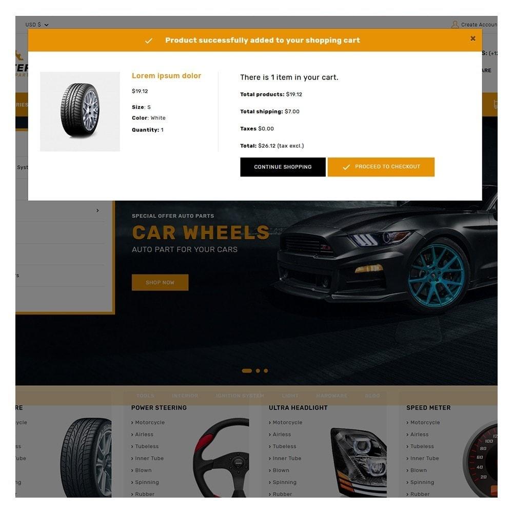 theme - Coches y Motos - Kiteron Automotive & Cars Shop - 6