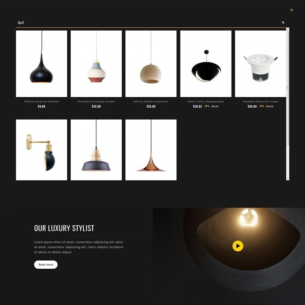 theme - Hogar y Jardín - Ceiling Lights - Decorative Art - 10