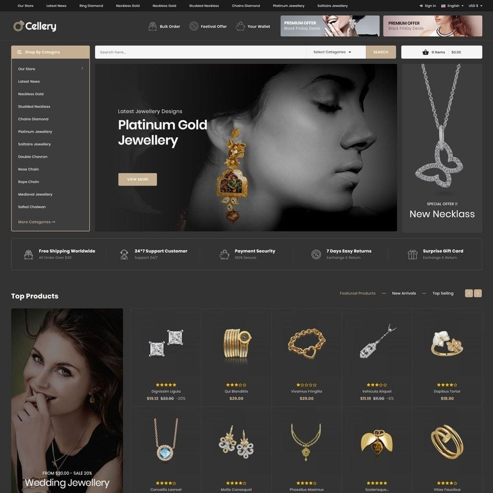 theme - Bellezza & Gioielli - Cellery - Il Mega Jewellery Store - 5