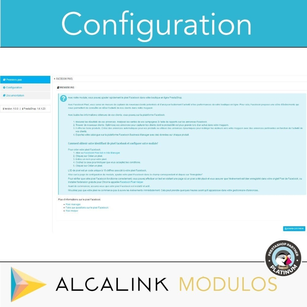 module - Remarketing & Paniers Abandonnés - Pixel (1.6) - Conversions et Remarketing - 2