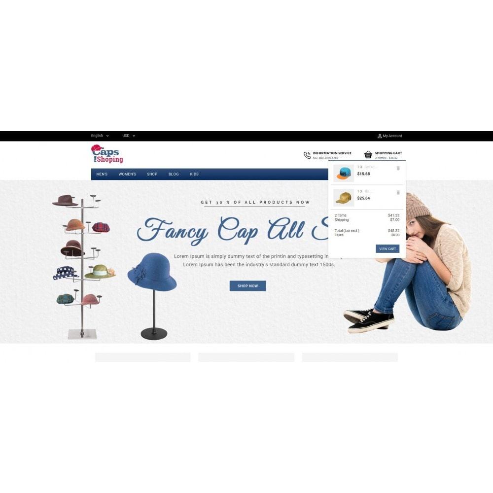 theme - Moda & Calzature - Caps Store - 8
