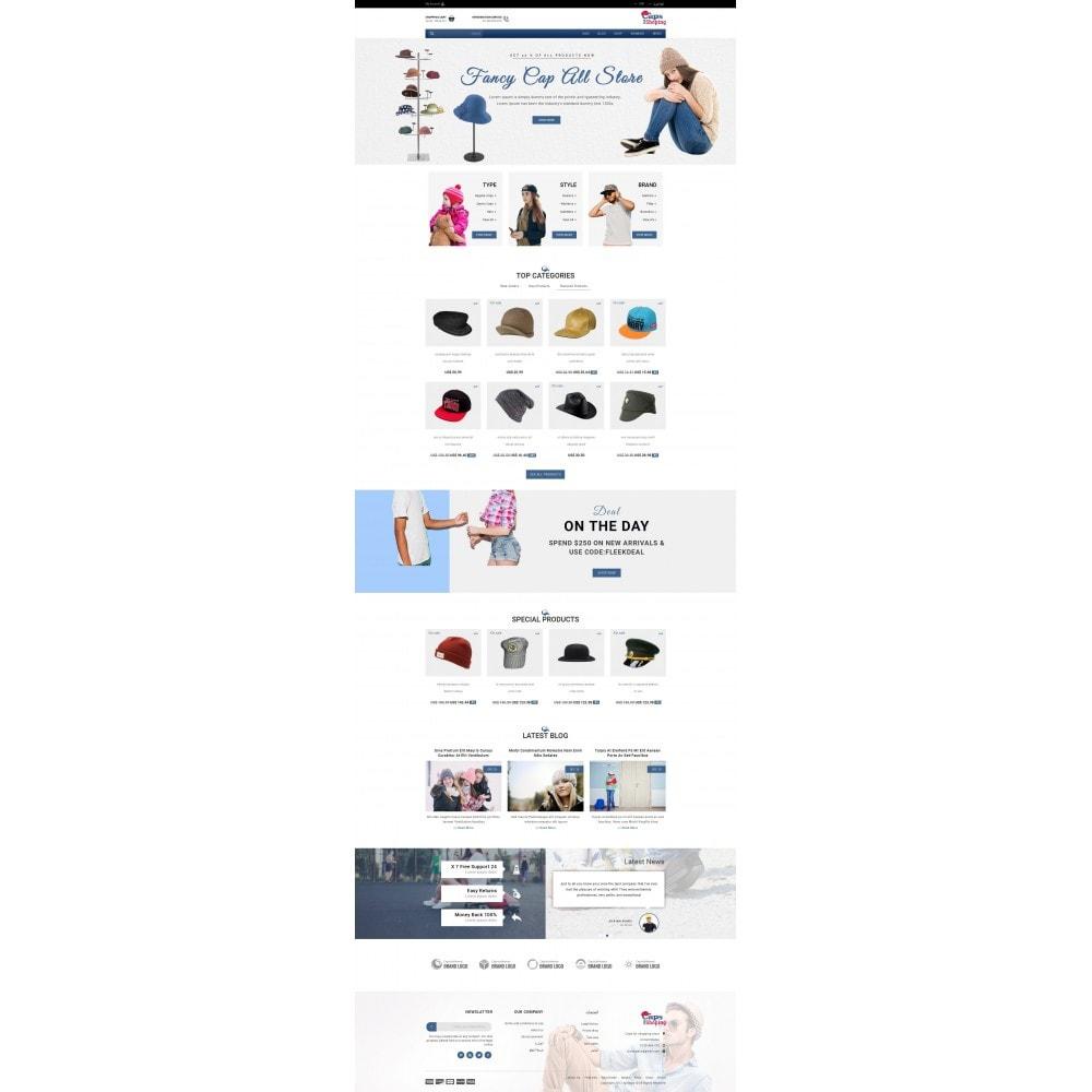 theme - Moda & Calzature - Caps Store - 9